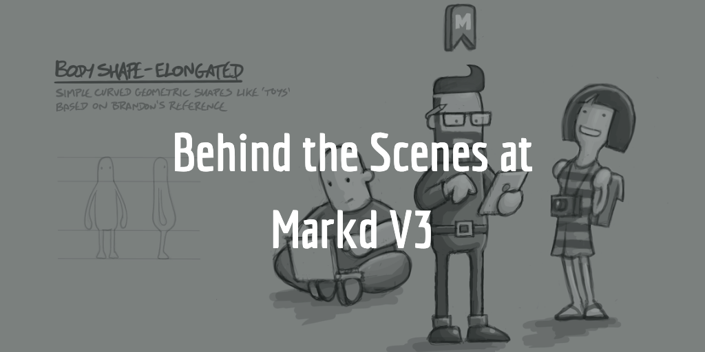 Behind the Scenes at Markd V3